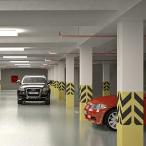 Автостоянки, паркинги Заполярного