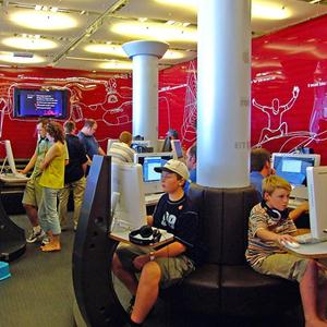 Интернет-кафе Заполярного