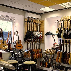 Музыкальные магазины Заполярного