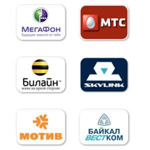 Операторы сотовой связи Заполярного