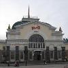 Железнодорожные вокзалы в Заполярном
