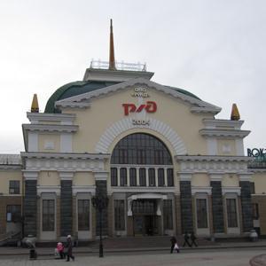 Железнодорожные вокзалы Заполярного